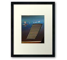 Iso Rivolta Detail Framed Print