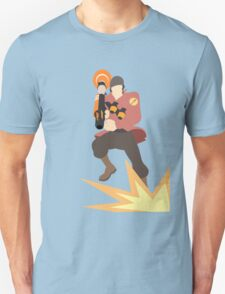 TF2 - RED Rocket Jump  T-Shirt