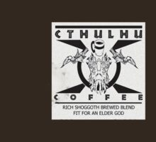 Cthulhu Coffee by Kloud23