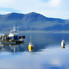 Iceland little harbour by alaskaman53