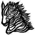zebra by jumphong