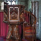 The Pulpit at Bodelwyddan by Yampimon