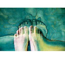 FeetUs Photographic Print