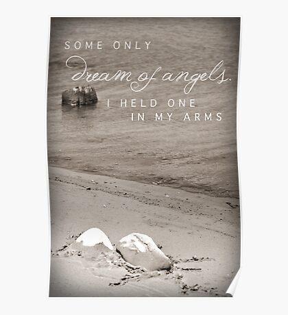 Angels Wings & Dreams Poster
