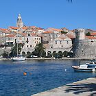 Korcula Island by machka