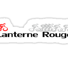 Lanterne Rouge II Sticker