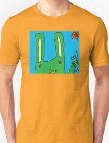 """Big Bad Bunny"" by Richard F. Yates T-Shirt"