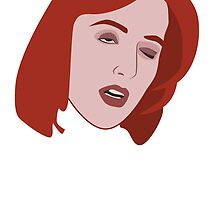 Scully's Skull by cakeyhamburger