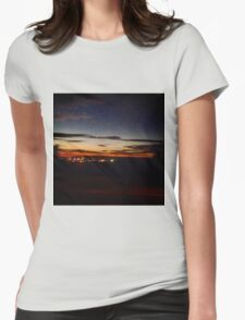 City Road Womens Fitted T-Shirt