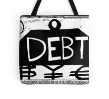 Debt Weight Tote Bag