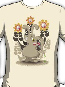 Fleur (Fleur-de-Verte... (Monster_02) T-Shirt