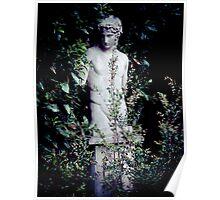 Roman statue - Cirencester Poster