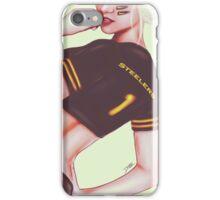 Score! Steelers iPhone Case/Skin
