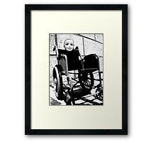 90/10 Framed Print