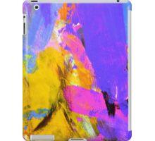 Mixed Media Abstract  iPad Case/Skin