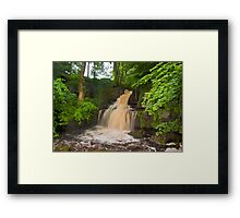 The Colours of Water Framed Print
