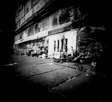 Grate pinhole by laurabaker