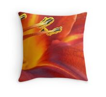 Overwhelming Beauty Throw Pillow