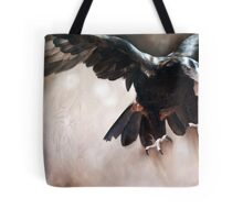 """Alight - The Wedge-tailed Eagle"" Tote Bag"