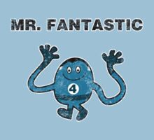 Mr Fantastic by robotrobotROBOT
