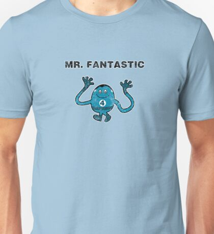 Mr Fantastic Unisex T-Shirt