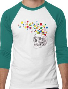 Brain Pop Men's Baseball ¾ T-Shirt