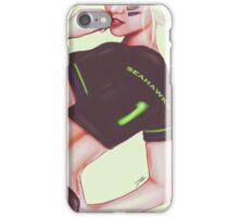 Score! Seahawks iPhone Case/Skin