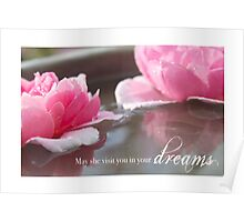 May She Visit You In Your Dreams Poster