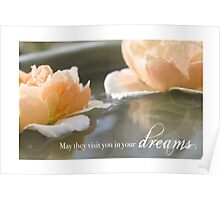 May They Visit You In Your Dreams Poster