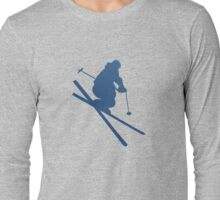 SKI  Long Sleeve T-Shirt