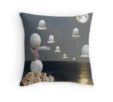Dream Paradox Throw Pillow