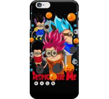 DESPICABLE ME Z iPhone Case/Skin