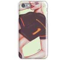 Score! Broncos iPhone Case/Skin