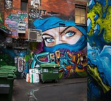 Croft Alley by melbournedesign