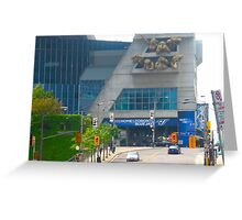 Blue Jays Way Greeting Card