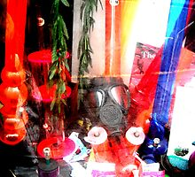 Bongs and Gas Masks by PeopleInMyHead
