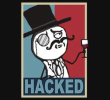 Hacked by Lulz Security (aka LulzSec )