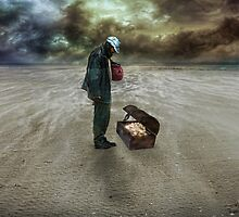 The Beggar by Smudgers Art