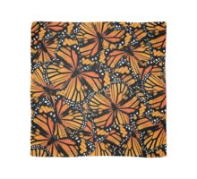 Monarch Butterflies Scarf