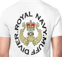 ROYAL NAVY DIVER Unisex T-Shirt