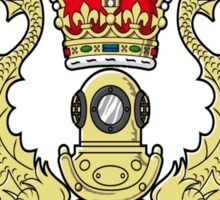 ROYAL NAVY DIVER Sticker
