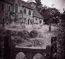 Holmbury, St Mary iii by Nikki Smith