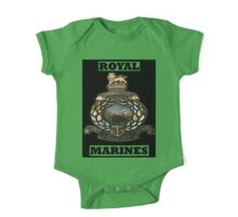 ROYAL MARINES One Piece - Short Sleeve