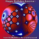 Happy Birthday America by bubblehex08