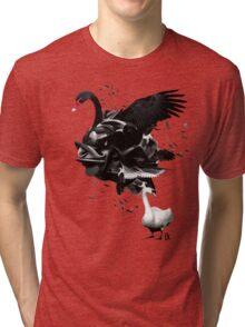 BLACK SWAN Tri-blend T-Shirt