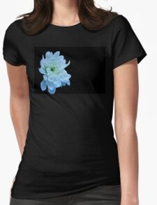 mum in black Womens Fitted T-Shirt