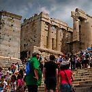 Acropolis - Entrance by Kofoed
