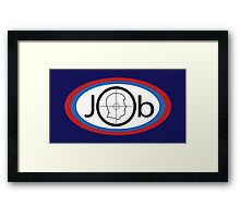 Remembering JFK: The JOB of Every Patriot Framed Print