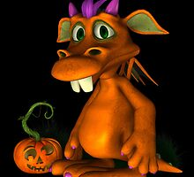 Dragon Tales - Harry by Emma Wright
