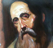 Study of Dan Graves' St Bartholomew by center555